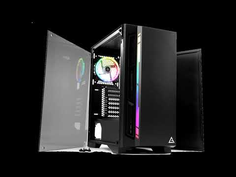 Antec Announces the NX400 Mid tower Case with Front Panel RGB Lighting