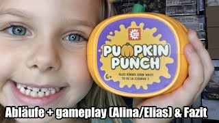 Pumpkin Smash (Game Factory) - ab 6 Jahre - Abläufe und gameplay mit Alina und Elias