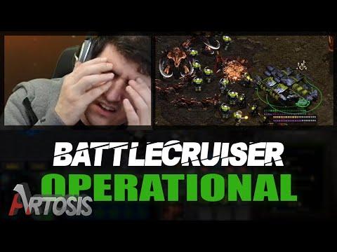 Set a Course. Take it Slow. Make it Happen. Battlecruisers vs. Zerg ...