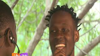 Mizizi Afriqa surprises Brian Aseli with their spoken word