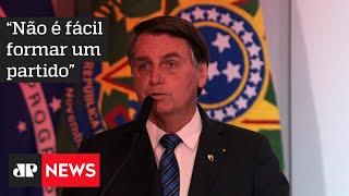 Bolsonaro indica filiação a novo partido em março se Aliança não sair do papel