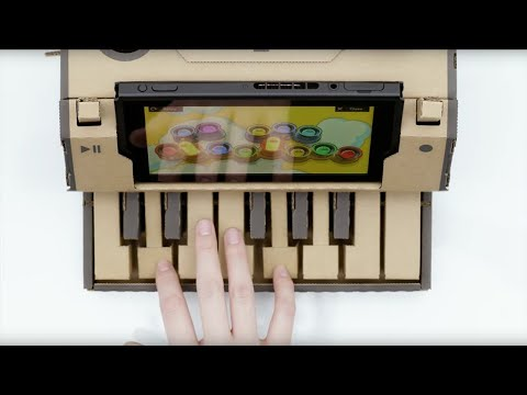 Nintendo Labo Isn't for Adults, and That's Okay
