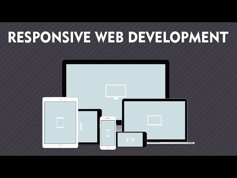Learn Responsive Web Development from Scratch - Introduction