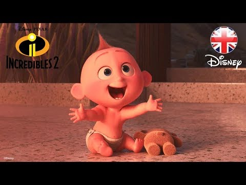 INCREDIBLES 2 | New Clip - Jack-Jack | Official Disney Pixar UK
