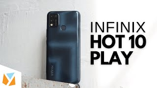 Infinix Hot 10 Play Unboxing and Hands-On