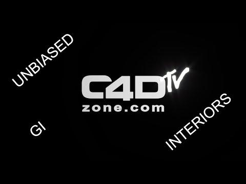 Cinema4D e Interiors