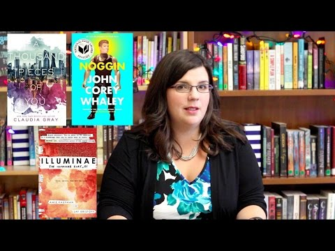 December YA Book Reviews: Science Fiction with Heart