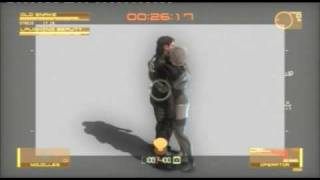 MGS 4 - Laughing Octopus Secret Photo Shooting - HD ready