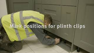 Part 4 - How to Add Kitchen Plinths