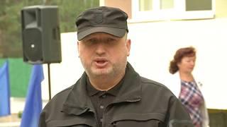 ЗСУ готові дати відповідь на будь-яку провокацію ворога, - О. Турчинов