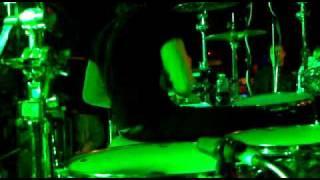 Atom Willard playing Angels & Airwaves - Breathe