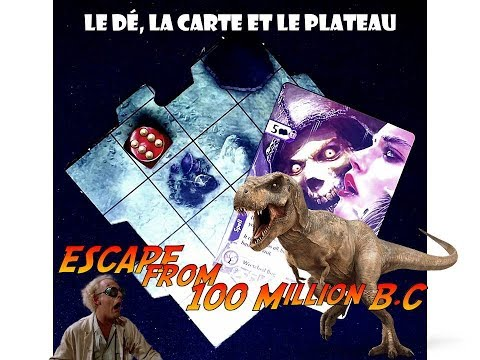 Escape from 100 million B.C : présentation et explication