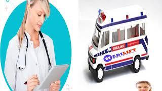 Get Reliable Ground Ambulance Service in Varanasi
