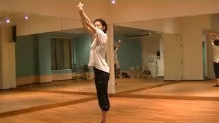 光海先生のダンスレッスン〜試験でよく出る振りと流れのレッスン11のサムネイル画像