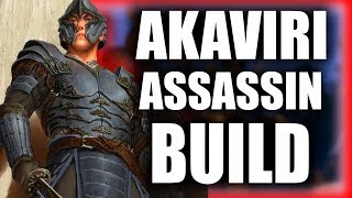 Skyrim SE Builds - The Akaviri Assassin - Dark Brotherhood Modded Build