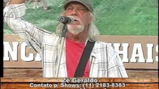 Zé Geraldo, Programa Arena Sertaneja Na TV, IPROTV, Foto E Filmagem