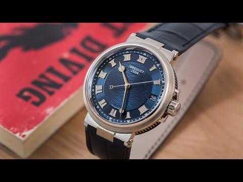 A Week On The Wrist: The Breguet Marine 5517