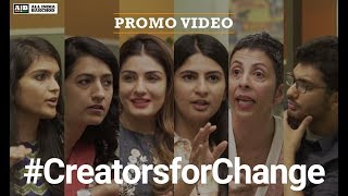 Download Youtube: Creators for Change | AIB Podcast : Promo