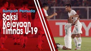 Hari Sumpah Pemuda Jadi Saksi Timnas U-19 Indonesia Hadapi Jepang U-19 di Piala Asia 2018