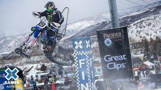 Para Snow BikeCross: FULL BROADCAST | X Games Aspen 2019