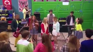Violetta 3 Exclusive: Guys sing I'm Alive at Garage Party - Ep.57