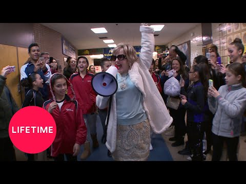 Dance Moms: Cathy with a Megaphone (Season 5 Flashback