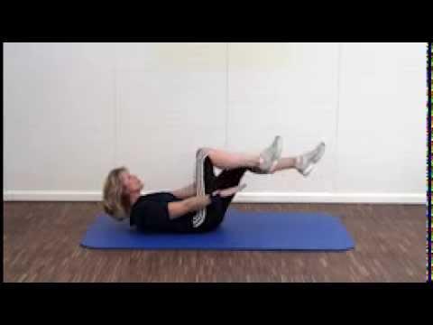 Bauchmuskelübung