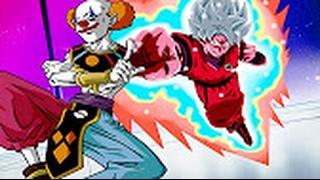 "Dragon Ball Z AMV - Goku vs Bills (Version ""A Batalha dos Deuses"")"