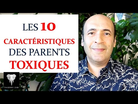 Comment savoir si mes parents sont toxiques?