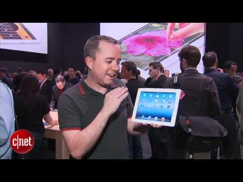 Anteprima Nuovo iPad da San Franisco