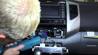 Tacoma Touch Screen Removal