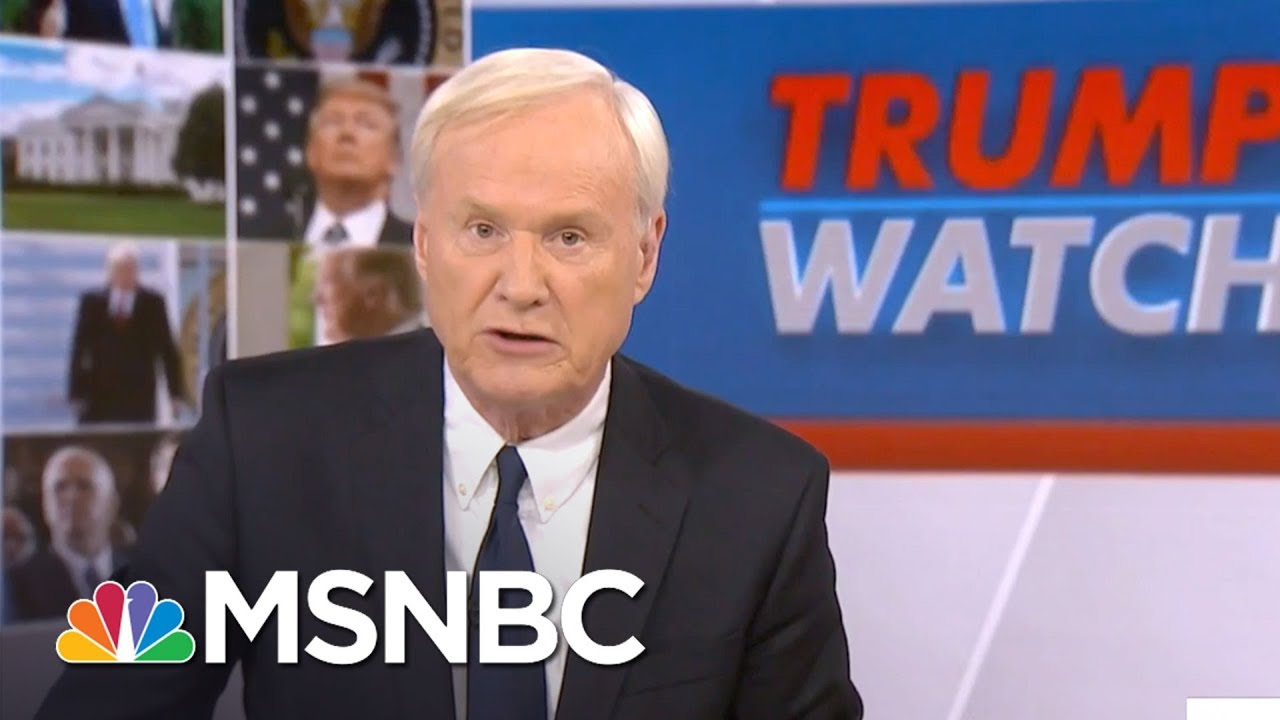 Matthews: President Donald Trump Still Has To Reckon With DREAMers | Hardball | MSNBC thumbnail