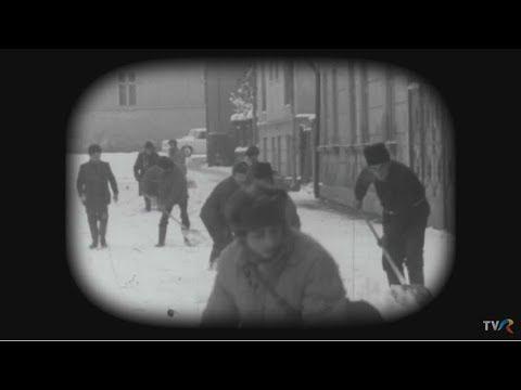 Marile zăpezi din perioada comunistă