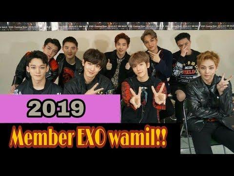 MEMBER EXO WAMIL!!