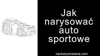 Jak Narysowac Auto Sportowe Free Video Search Site Findclip