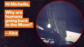 Moon mission 2.0: What humanity will learn by going back to the Moon | Michelle Thaller