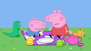 Si Peppa Pig fuera costeña/ El aguacero
