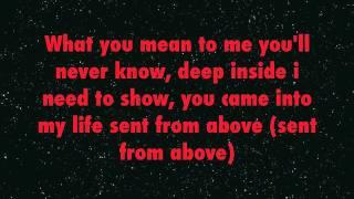 Angel of Mine by Monica (with lyrics)