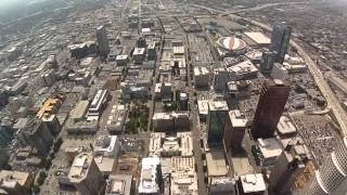 Downtown Los Angeles Flyover