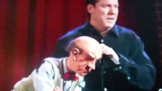 Jeff dunham on Blue collar TV