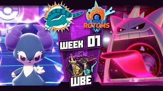 Indeedee  - (Pokémon) - WHY YOU SHOULD USE INDEEDEE! WBE WEEK 1