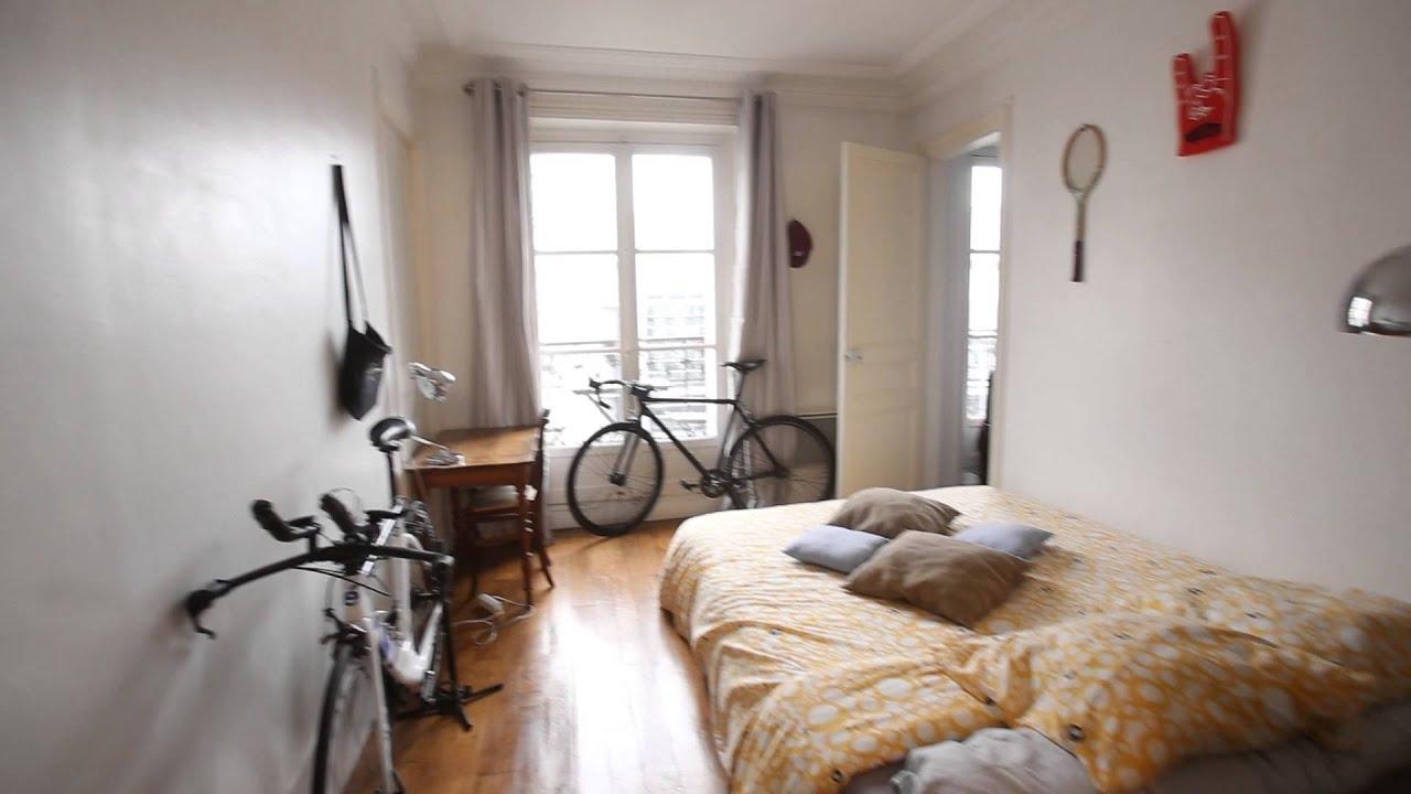Bright Bedroom in Beautiful Shared Flat Near Eiffel Tower