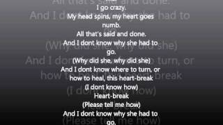 JLS - Heal This Heart Break Lyrics