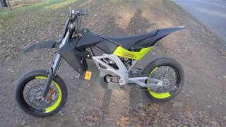 Electric Aprilia SXV Conversion  (RAW)