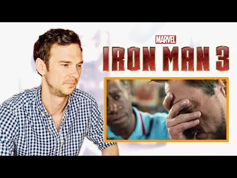Doctor Breaks Down Medical Science in IRON MAN 3 | Doctor Reacts