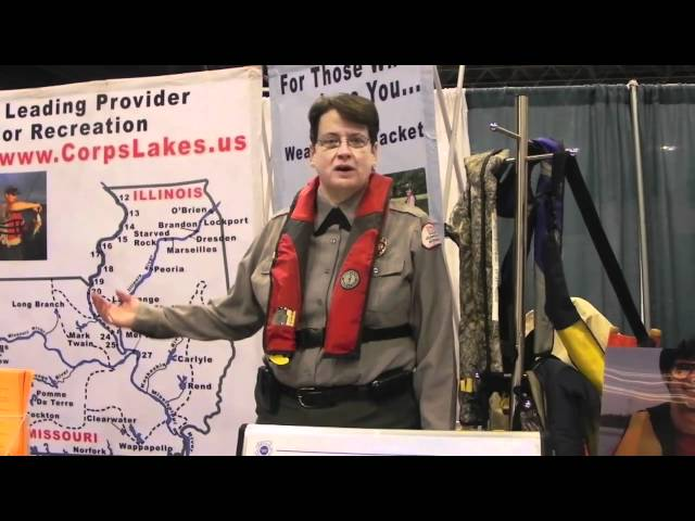 USACE Water Safety Tip: Wear your life jacket while boating