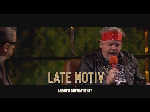 LATE MOTIV - Axl Rose Coronas | #LateMotiv56
