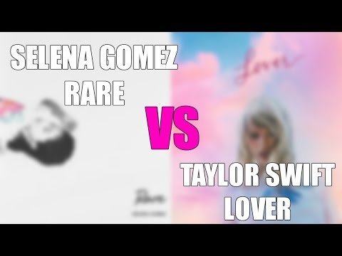 RARE VS LOVER (Album Battle)