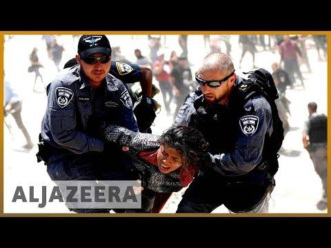 🇮🇱 🇵🇸 Israeli forces assault Palestinians, prepare to demolish village   Al Jazeera English