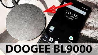 Смартфон DOOGEE BL9000 Black от компании Cthp - видео 2